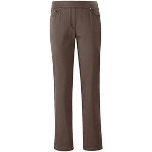 Comfort Plus-Jeans Modell Carina Raphaela by Brax braun