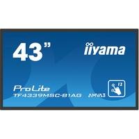 "Iiyama ProLite TF4339MSC-B1AG 43"""