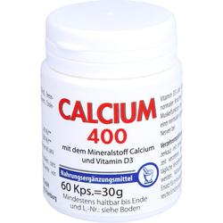 CALCIUM 400 Kapseln 60 St.