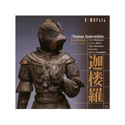 Thomas Oboe Indermühle, Indermuehle - Karura (CD)