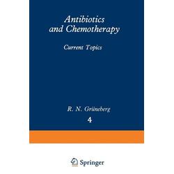 Antibiotics and Chemotherapy: eBook von