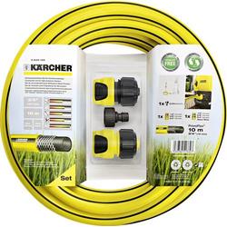 Kärcher 2.645-156.0 3/4 Zoll 10m Gelb, Schwarz Gartenschlauch