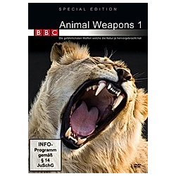 Animal Weapons 1 - DVD  Filme