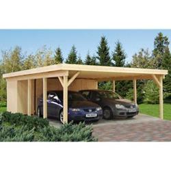 Palmako Geräteraum für Carport Karl 40,6 m²