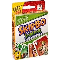 Mattel GAMES™ SKIP.BO JUNIOR Kartenspiel
