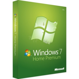 Microsoft Windows 7 Home Premium SP1 OEM ESD DE