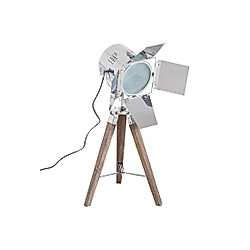 Tripod-Tischlampe