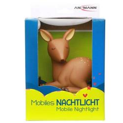 Mobiles Nachtlicht Reh Mobile, die LED-LICHT Einschlafhilfe für Kinder als Reh-Figur