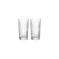 LEONARDO Longdrinkglas RUM Longdrinkgläser Rumbecher 300 ml 2er Set, Glas