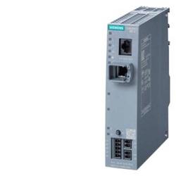 Siemens 6GK5812-1BA00-2AA2 Router Integriertes Modem: ADSL, ADSL2+ 10 / 100MBit/s