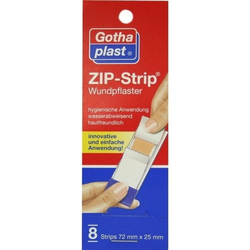 ZIP-Strip wasserabweisend 72x25mm