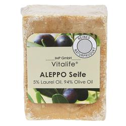 Vitalife® Aleppo Seife 200 g Seife