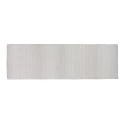 Tischläufer VIANO silber (LB 140x40 cm)