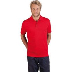 Promodoro Poloshirt, Gr. XL, rot