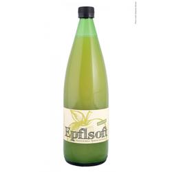 Apfelsaft vom Bauern naturtrüb 1 Liter Flasche - Epflsoft
