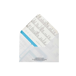 100 DRP Briefumschläge C6 o.Fenster Nkl.