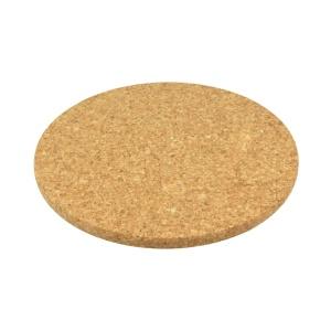 Metaltex Kork-Topfuntersetzer aus Kork, 2-teilig, Untersatz für den idealen Schutz von Oberflächen vor Nässe, Hitze und Schmutz, Durchmesser: 20 cm