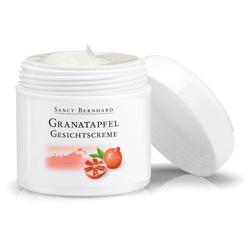 Granatapfel-Gesichtscreme