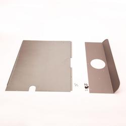 Rückwand mit Abgasanschluss rechts für Trumatic S 2200