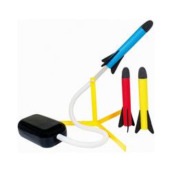 Günther Spielzeug-Gartenset Raketenspiel Air Rocket