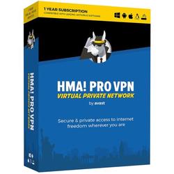Ukrycie mojej dupy Pro VPN przez urządzenia Avast Unlimited 1 Rokoprogramowania VPN
