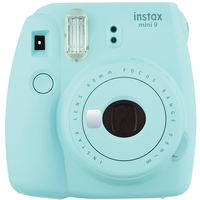 Fujifilm Instax Mini 9 Set eisblau