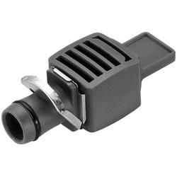 GARDENA Bewässerungssystem Micro-Drip-System, 13011-20, (Set, 18-tlg), Start Set Pflanzreihen M, Tropfrohr oberirdisch