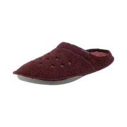 Crocs Classic Slipper EvGr/Stu Pantoffeln Pantoffel rot 36/37