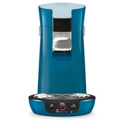 Philips Kaffeepadmaschine Senseo HD6563/70 Viva Cafe Kaffeepadmaschine blau Abschaltfunktion 1450 Watt