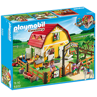 Playmobil Country Ponyhof 5222