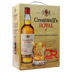 Cromwell`s Royal 40% 3 ltr. BIB