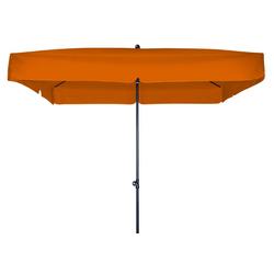 Doppler SUNLINE 2 x 2m Sonnenschirm Gastroschirm umbra ( orange )