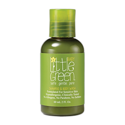 Little Green Shampoo Baby Shampoo & Body Wash