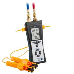 PCE Instruments Luftdruckmessgerät PCE Druckmessgerät Digitalmanometer Differenzdruck PCE-HVAC 4