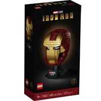Lego Marvel Super Heroes Iron Mans Helm 76165