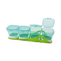 MAM Aufbewahrungsbox Aufbewahrungsbecher für Babynahrung, Multi-Boxen,