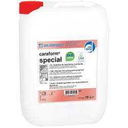 Dr. Weigert caraform® special Entkalker, Saurer Kalklöser für die Reinigung verkalkter Geräte und Oberflächen, 10 Liter - Kanister