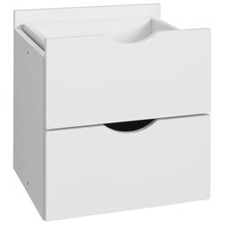 Schubkasteneinsatz Kiwi schwarz Zubehör für Jugendmöbel Möbel Schubladen