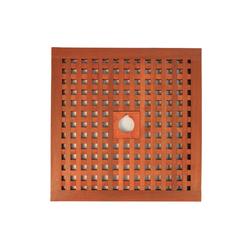 Delschen Betonschirmständer Abdeckung Sonnenschirmständer Tatami 60 x 60 cm - verschiedene Lochdurchmesser