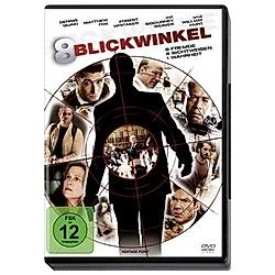 8 Blickwinkel - DVD  Filme