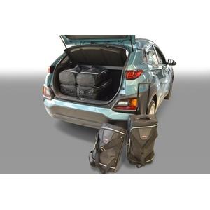 Car-Bags Hyundai Kona Reisetaschen-Set (OS) ab 2017 3x47l + 3x29l