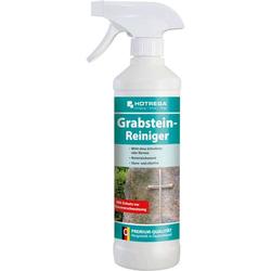 HOTREGA Grabstein Reiniger - Grab Reingung, Naturstein, Stein reinigen - 500 ml
