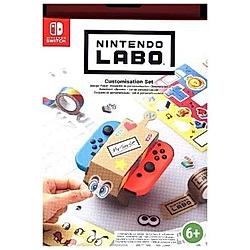 Nintendo Labo - Design-Paket für Nintendo Switch