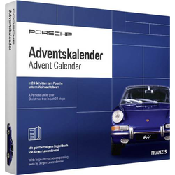 Franzis Verlag Porsche Adventskalender Adventskalender ab 14 Jahre