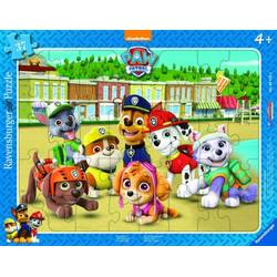 PAW PATROL Puzzle Familienfoto