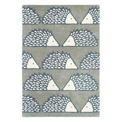 Teppich Spike - Grau