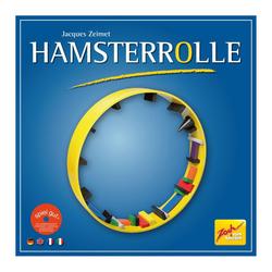 Zoch Puzzle Hamsterrolle ab 7 Jahren, Puzzleteile
