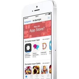 Apple iPhone SE 16GB Silber