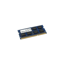 MTXtec Arbeitsspeicher 2 GB RAM für TOSHIBA NB250-108 Laptop-Arbeitsspeicher