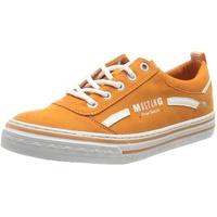 MUSTANG Damen 1354-314 Sneaker, orange, 38